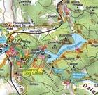 GÓRY IZERSKIE KARKONOSZE POGÓRZE IZERSKIE KOTLINA JELENIOGÓRSKA mapa turystyczna SYGNATURA/CARTOMEDIA (3)
