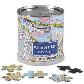 AMSTERDAM CITY PUZZLE MAGNETYCZNE