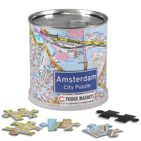 AMSTERDAM CITY PUZZLE MAGNETYCZNE (1)