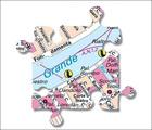 AMSTERDAM CITY PUZZLE MAGNETYCZNE (4)