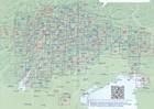 072 LIENZER DOLOMITEN LESACHTAL OBERTILLIACH mapa turystyczna 1:25 000 TABACCO (3)