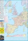 EUROPA DROGOWA I KOLEJOWA 1:3 300 000 mapa ITMB (3)