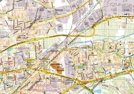 TORUŃ plan miasta 1:12 500 STUDIO PLAN 2020 (2)