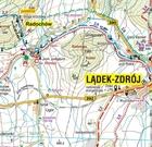 GÓRY ZŁOTE GÓRY RYCHLEBSKIE mapa turystyczna 1:40 000 STUDIO PLAN (2)
