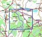 GÓRY ZŁOTE GÓRY RYCHLEBSKIE mapa turystyczna 1:40 000 STUDIO PLAN (3)