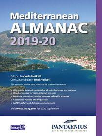 MEDITERRANEAN ALMANAC 2019/20 Almanach Śródziemnomorski IMRAY