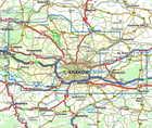 SZLAKI I TRASY ROWEROWE OKOLIC KRAKOWA mapa turystyczna 1:50 000 COMPASS 2020 (8)