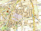 SANDOMIERZ I OKOLICE plan miasta 1:11 000  mapa 1:50 000 STUDIO PLAN (3)