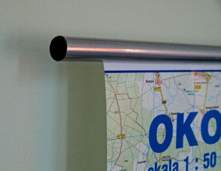 TRÓJMIASTO Gdańsk - Gdynia - Sopot mapa ścienna 1:20 000 STUDIO PLAN 2020 (2)