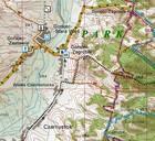 ROZTOCZE zestaw trzech map turystyczno-przyrodniczych KARTPOL (4)