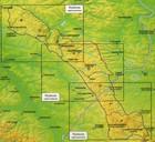 ROZTOCZE zestaw trzech map turystyczno-przyrodniczych KARTPOL (2)