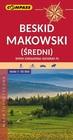 BESKID MAKOWSKI ŚREDNI mapa turystyczna 1:50 000 COMPASS 2020 (1)