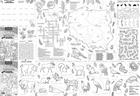 POLSKA PARKI NARODOWE mapa dla dzieci plus MEGA KOLOROWANKA STUDIO PLAN 2020 (4)