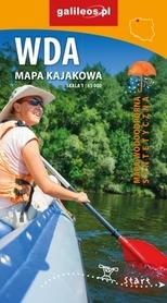 WDA wodoodporna mapa kajakowa STUDIO PLAN 2020