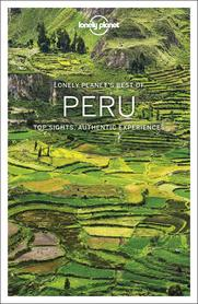 PERU BEST OF w.2 przewodnik LONELY PLANET 2019
