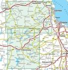 KASZUBY ŚRODKOWE mapa turystyczna 1:55 000 COMPASS 2020 (5)