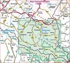 BIESZCZADY mapa turystyczna 1:50 000 COMPASS 2020 (3)