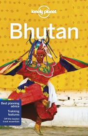 BHUTAN w.7 przewodnik LONELY PLANET 2020