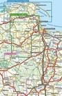 KASZUBSKIE WYBRZEŻE BAŁTYKU mapa turystyczna laminowana 1:55 000 COMPASS 2020 (2)