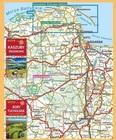 KASZUBSKIE WYBRZEŻE BAŁTYKU mapa turystyczna laminowana 1:55 000 COMPASS 2020 (5)