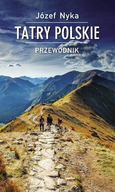 TATRY POLSKIE przewodnik turystyczny J.Nyka TRAWERS (1)