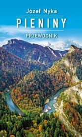 PIENINY przewodnik turystyczny J.Nyka TRAWERS 2019