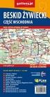 BESKID ŻYWIECKI CZ. WSCH mapa turystyczna 1:25 000 STUDIO PLAN 2020 (2)