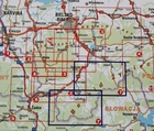 BESKID ŻYWIECKI CZ. WSCH I ZACH komplet map turystycznych 1:25 000 STUDIO PLAN (2)