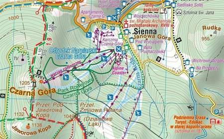 MASYW ŚNIEŻNIKA GÓRY BIALSKIE mapa turystyczna laminowana :35 000 COMPASS 2020 (3)