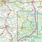 PUSZCZA BIAŁOWIESKA I OKOLICE mapa turystyczna 1:50 000 COMPASS 2020 (3)