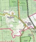 PUSZCZA BIAŁOWIESKA I OKOLICE mapa turystyczna 1:50 000 COMPASS 2020 (4)