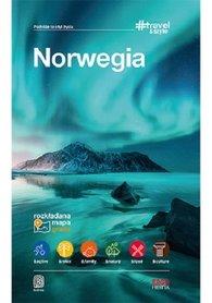 NORWEGIA Travel&Style przewodnik turytsyczny BEZDROŻA 2020