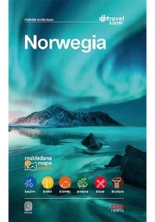 NORWEGIA Travel&Style przewodnik turytsyczny BEZDROŻA 2020 (1)