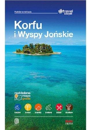 KORFU I WYSPY JOŃSKIE Travel&Style przewodnik turytsyczny BEZDROŻA 2020 (1)