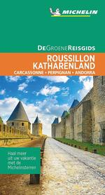 Roussillon, Katharenland Carcassonne, Perpignan, Andorra przewodnik MICHELIN 2020