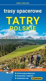 TATRY POLSKIE Trasy spacerowe przewodnik COMPASS 2020