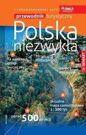 POLSKA przewodnik + atlas DEMART 2020