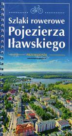 SZLAKI ROWEROWE POJEZIERZA IŁAWSKIEGO przewodnik COMPASS 2020
