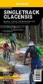 ZIEMIA KŁODZKA Mapa tras rowerowych - Singletrack Glacensis STUDIO PLAN 2020