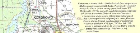 BRDA Szlak Kajakowy mapa wodoodporna 1:60 000 EKOGRAF 2020/2021 (2)