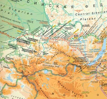 KOLEJ TRANSSYBERYJSKA BAJKAŁ mapa GIZIMAP 2020 (3)