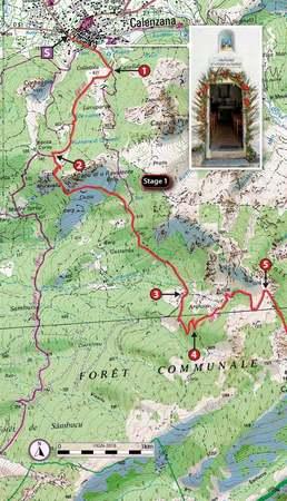 KORSYKA Trekking in the Corsica G20 przewodnik KEO 2020 (5)