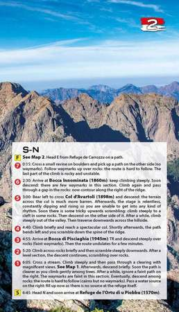 KORSYKA Trekking in the Corsica G20 przewodnik KEO 2020 (6)