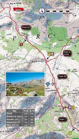 KORSYKA Trekking in the Corsica G20 przewodnik KEO 2020 (7)