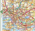 FINLANDIA atlas samochodowy 1:200T/1:250TKarttakauppa 2020 (2)