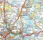 FINLANDIA atlas samochodowy 1:200T/1:250T Karttakauppa 2020 (5)
