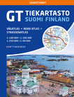 FINLANDIA atlas samochodowy 1:200T/1:250T Karttakauppa 2020 (1)