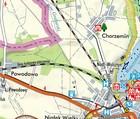 WOLSZTYN MIASTO I GMINA mapa turystyczna 1:50 000 TOP MAPA 2020 (2)