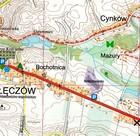 NAŁĘCZÓW I OKOLICE mapa turystyczna 1:25 000 KARTPOL (3)