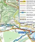 NOWY TARG I OKOLICE NA ROWERZE mapa 1:75 000 COMPASS 2020 (3)